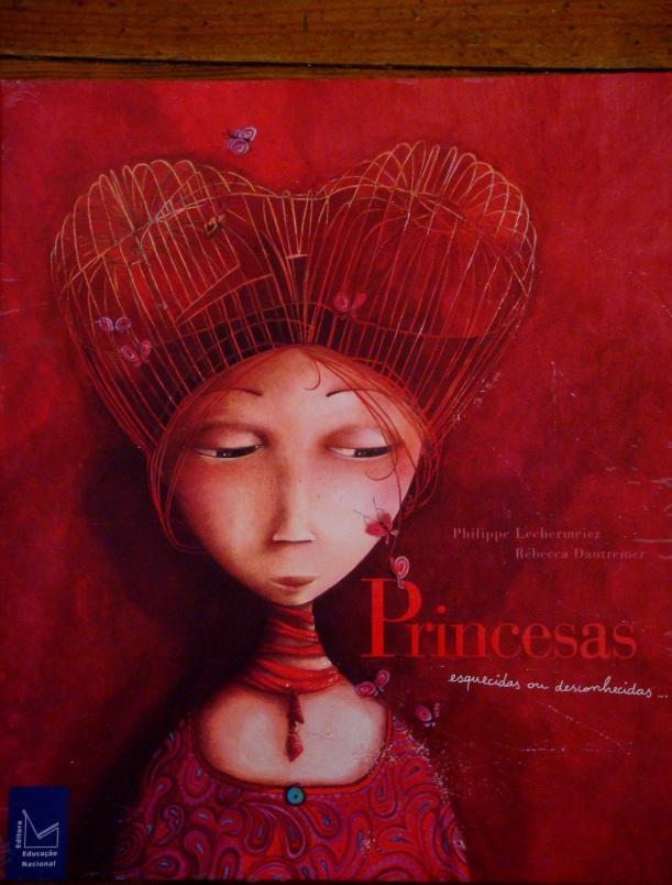 princesas capa