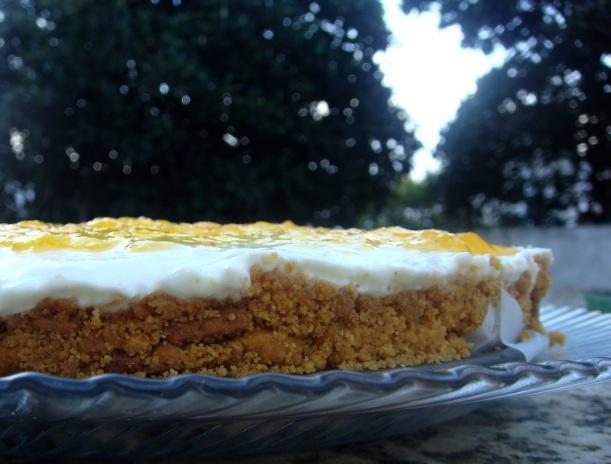 cheesecake abóbora paint