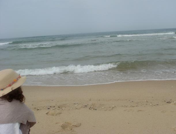 Beatriz e mar