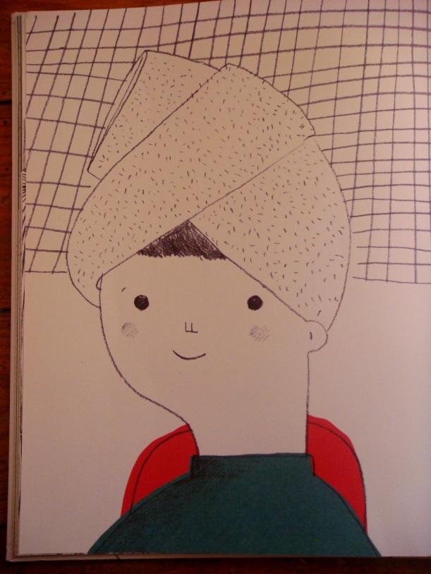 Enquanto o meu cabelo crescia página 7