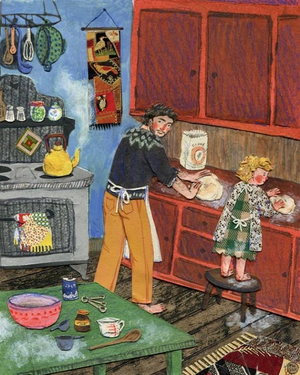 Cozinhar com o Pai Phoebe Wahl