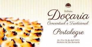 Feira de doçaria conventual Portalegre