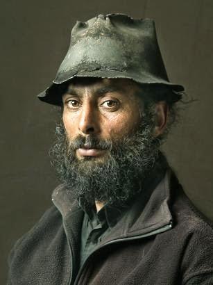 Pierre Gonnard Homem cigano