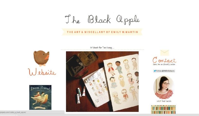 The Black Aple