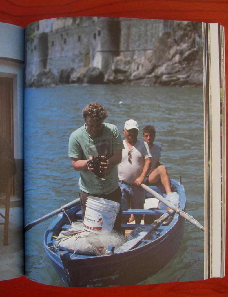 Jamie Olivier cozinha na Itália 2