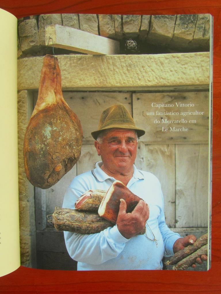 Jamie Olivier cozinha na Itália