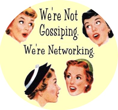 Not-Gossiping-Networking paint