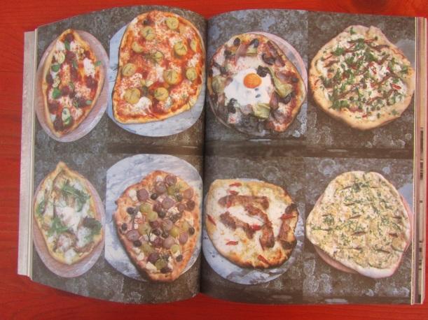 pizzas Jamie Olivier Itália