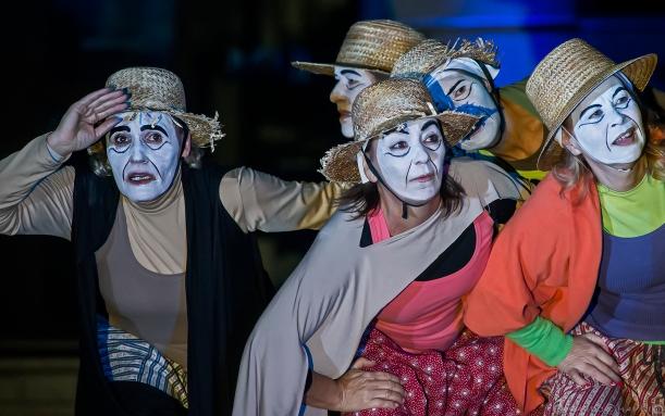 A Viagem do Elefante Teatro ACERT