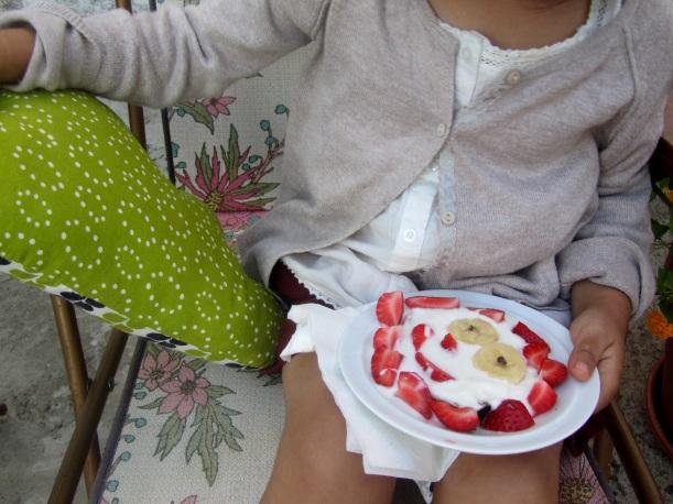 comer bolo no exterior
