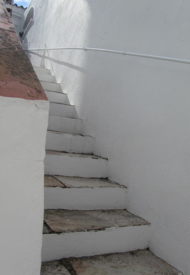 escadaria alentejana