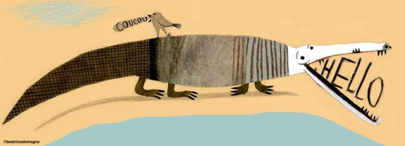 simpatia de crocodilo