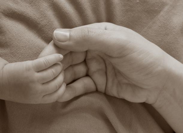 As nossas mãos