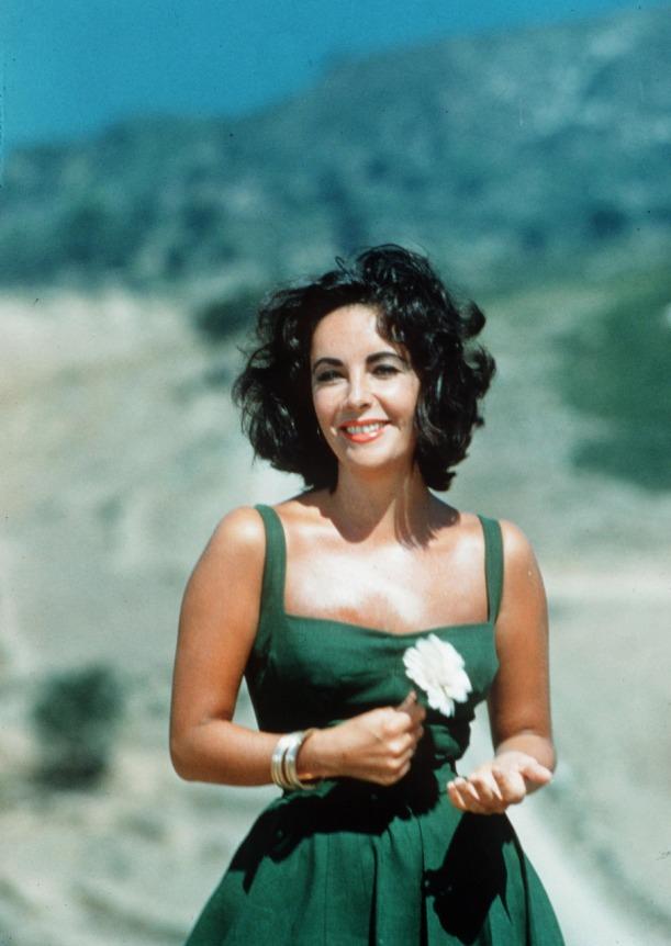 Elisabeth Taylor 1960