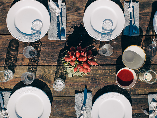 kingfolk table