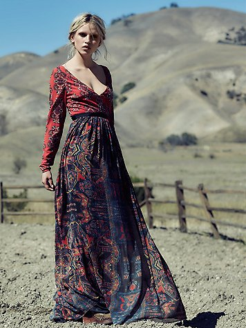 maxidress free people