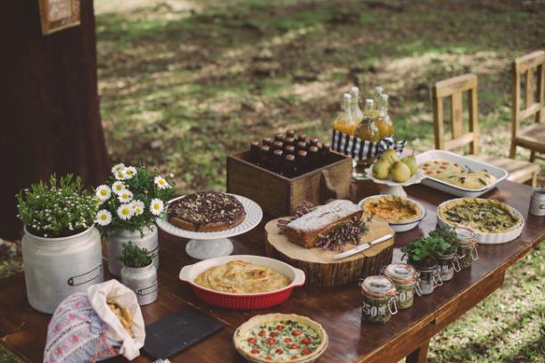 mesa das sobremesas