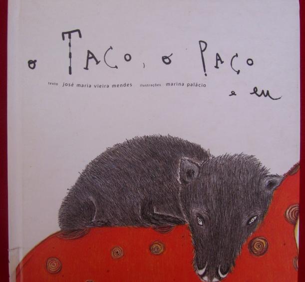 O Taco, o Paco e Eu capa