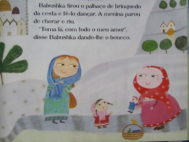 Babushka e a menina