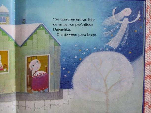 Babushka e o anjo