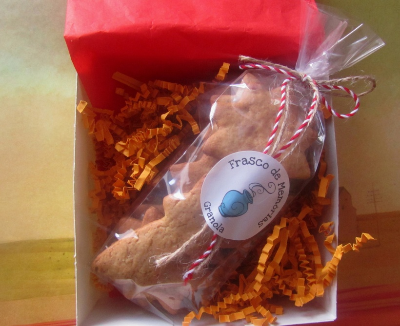gingerbread cookies portuguesas