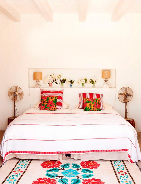 quarto boémio Formentera
