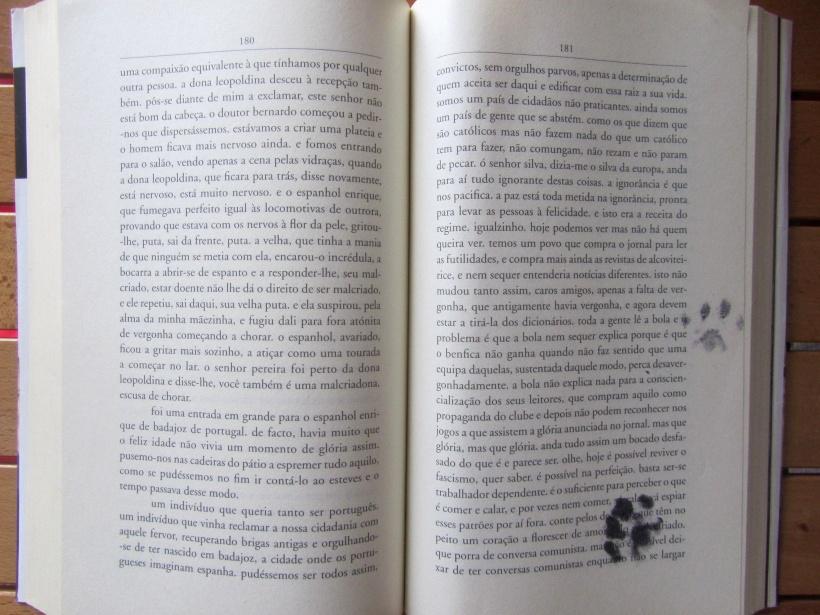 livro carimbado Branquinha