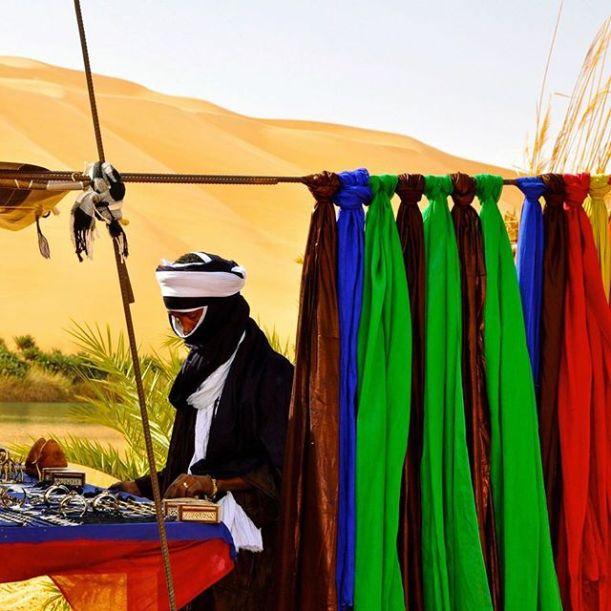 Sefa Yamak Líbia