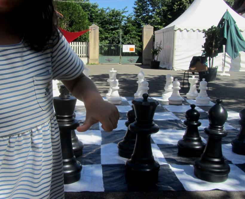 xadrez marciac kids
