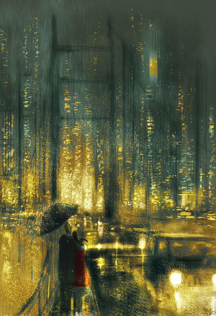 pascalcampion noite de chuva