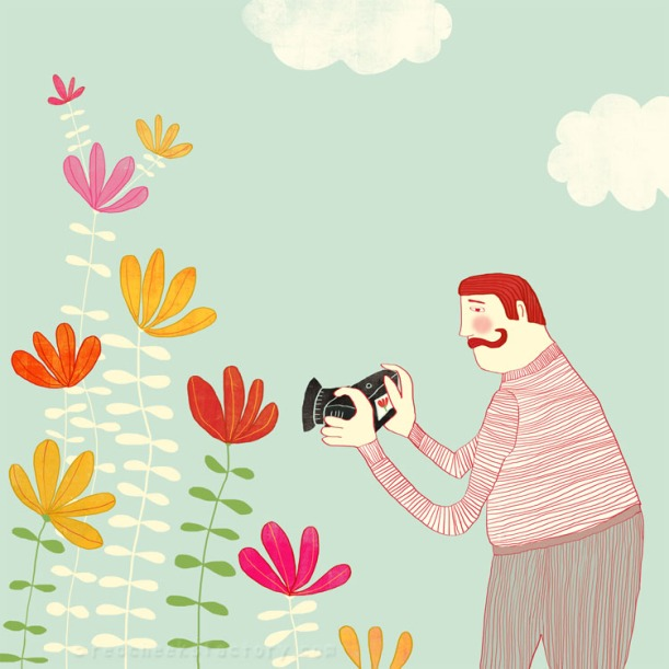 fotografar redcheeks