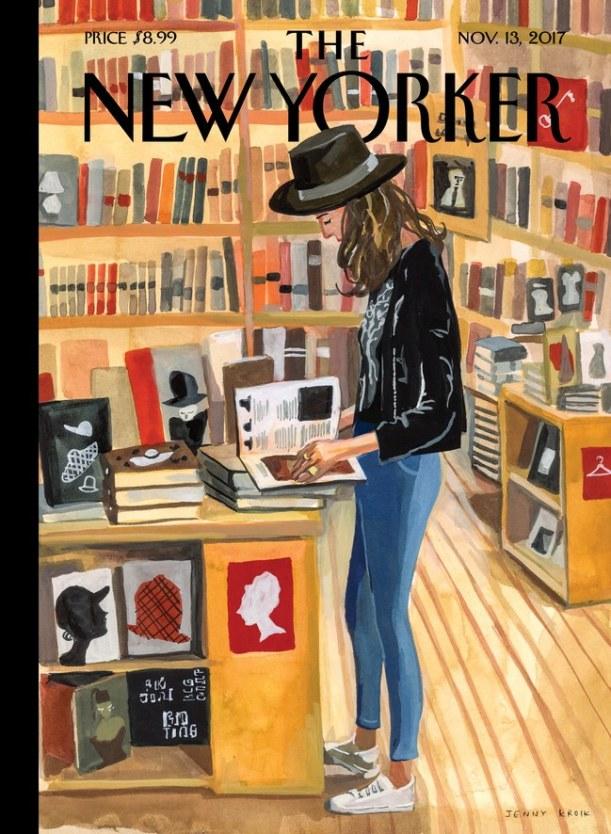 Jenny Kroik livraria