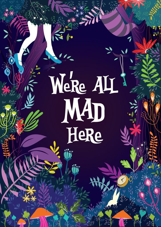 we´re all mad