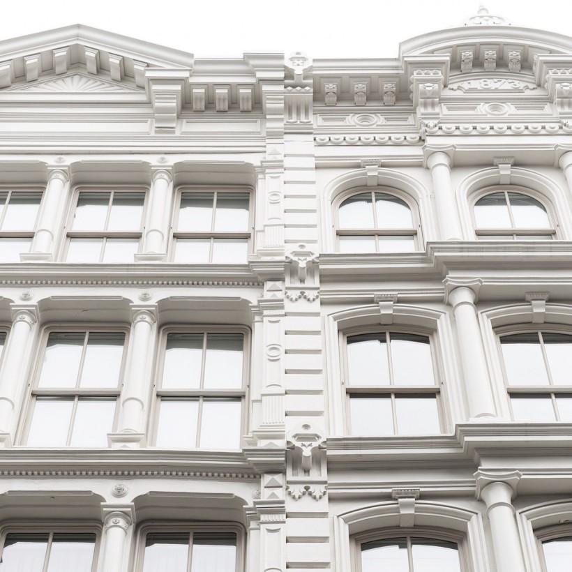 FIGTNY Edifício branco