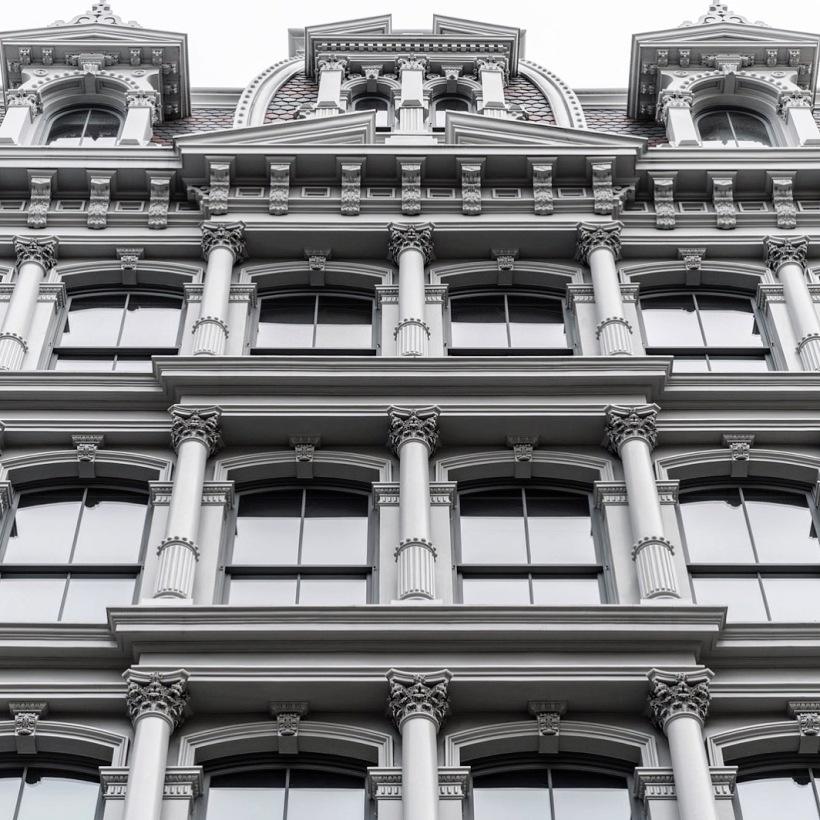 FIGTNY Edifício cinza