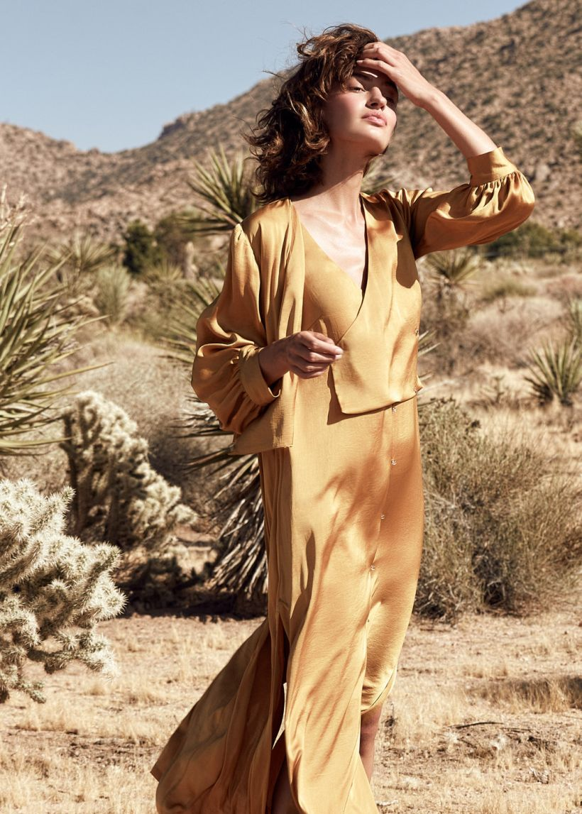 christinealcalay vestido cobre