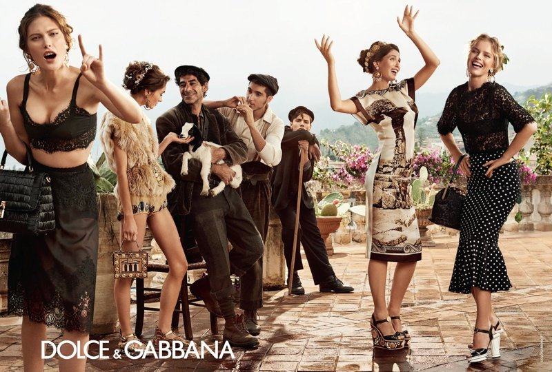 Dolce-and-Gabbana-Spring-2014-Ad