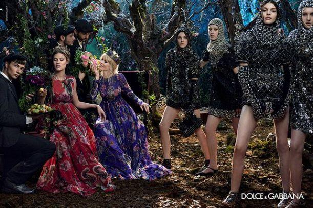 Dolce e Gabbana 2015 ad