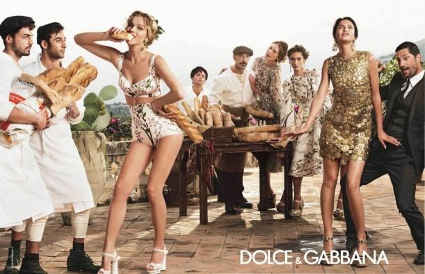 Dolce e Gabbana web