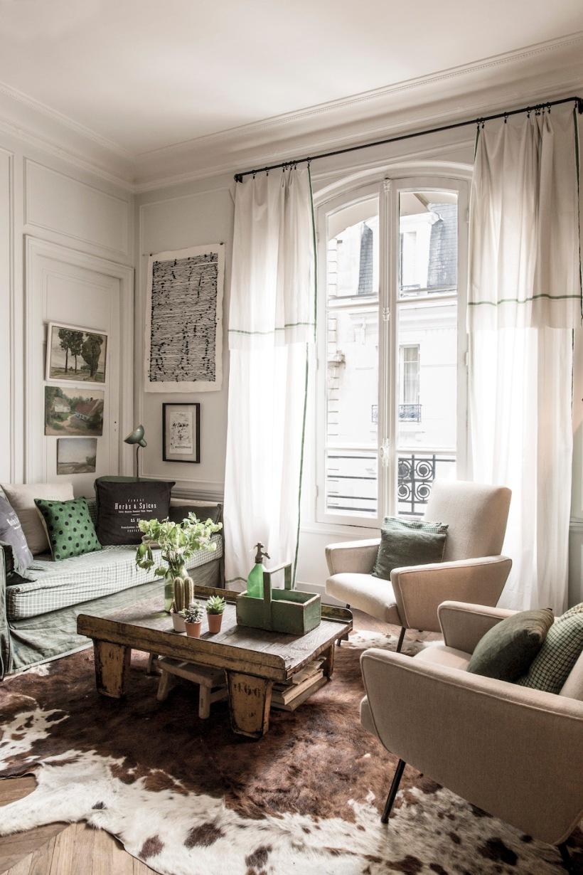 ArianeDalle sala de estar