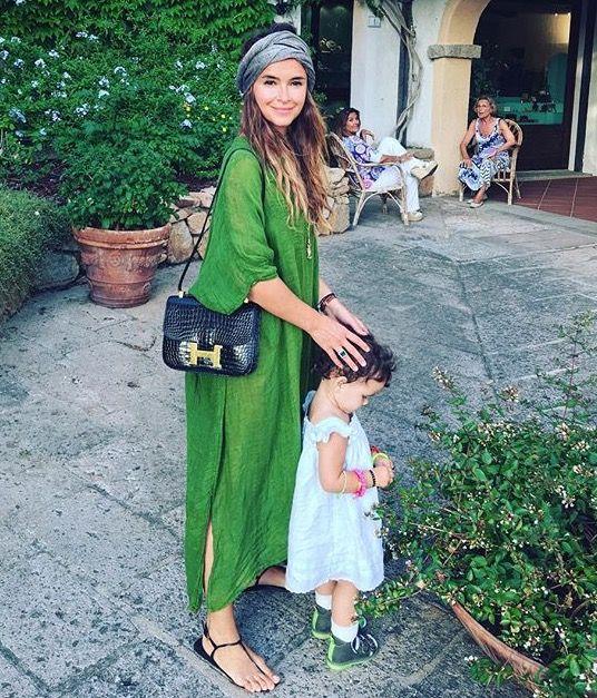 vestido verde 2019