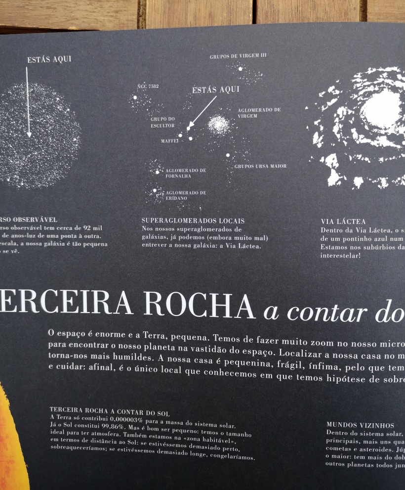 terceira rocha a contar do sol
